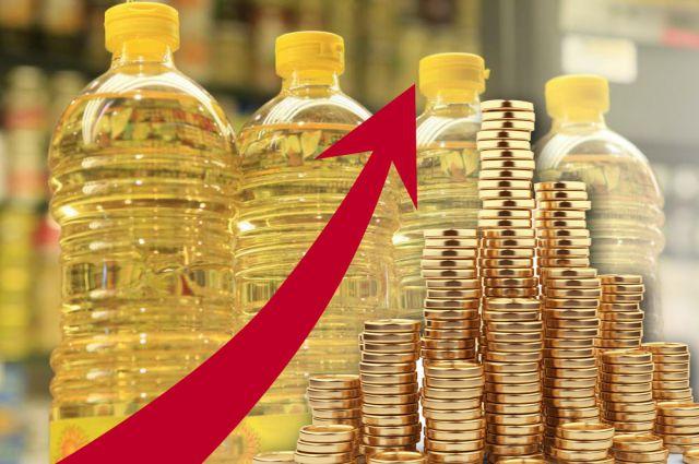 Цена на подсолнечное масло – предпосылки к росту.
