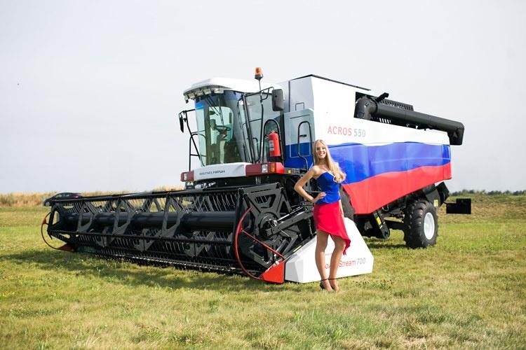 Теперь сельхозтехнику можно купить в кредит под 5%
