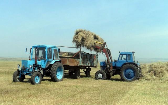 Средний возраст российского трактора 19 лет