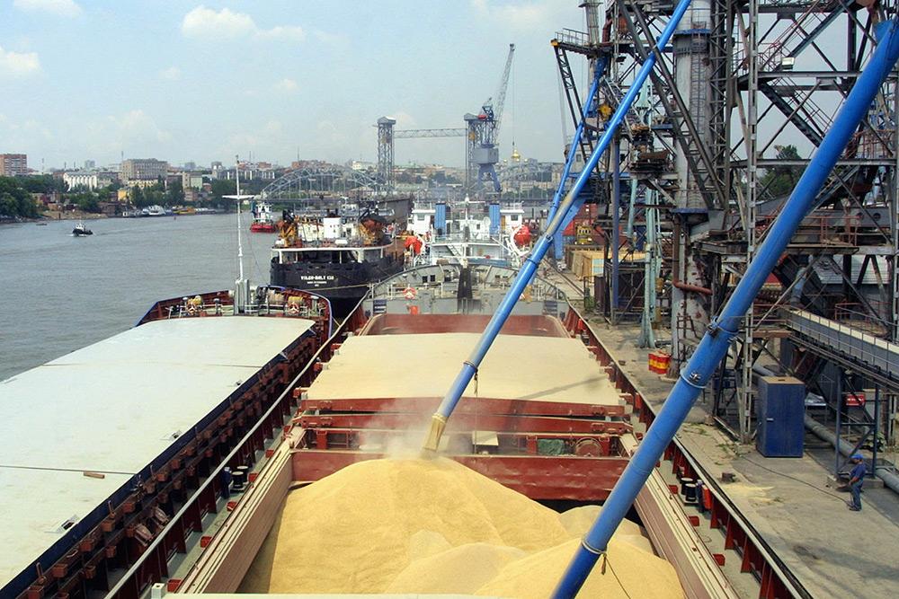 Зерно в Китай без оплаты не отдавай