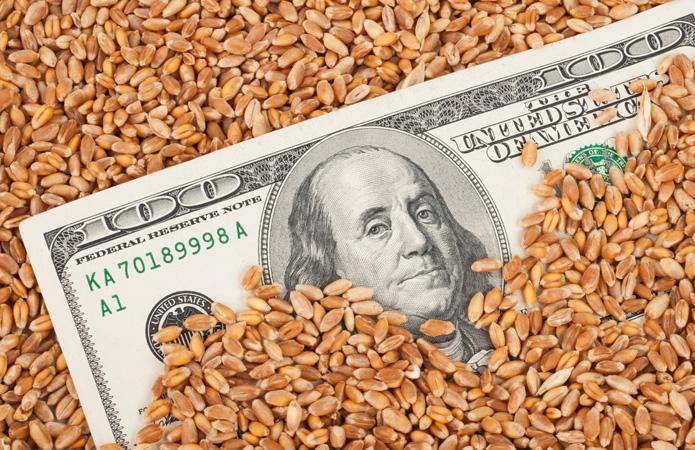 Цены  на зерно - апрель 2020 г.