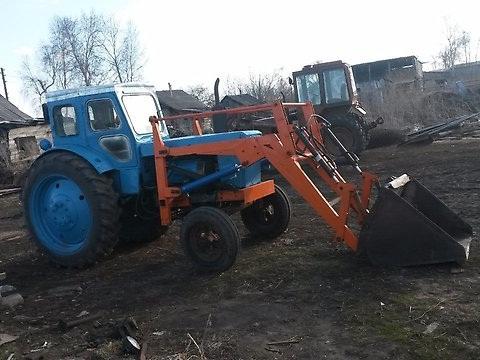 Тракторы и сельхозтехника МТЗ 82 в Томской области