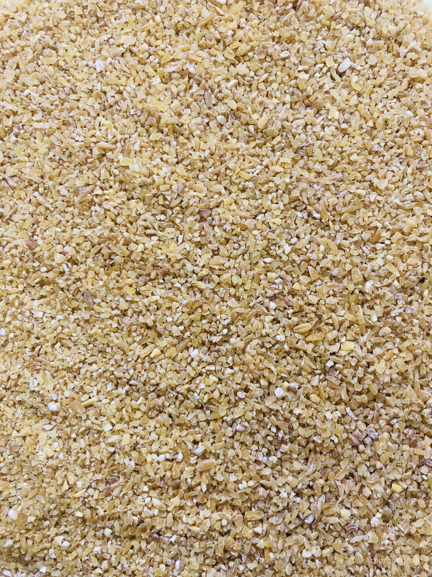 Объявление Продам крупу пшеничную Полтавскую № 3 в Омской области