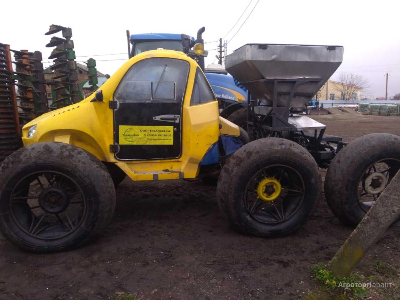 Объявление Услуги по внесению удобрений пневмоходами в Орловской области
