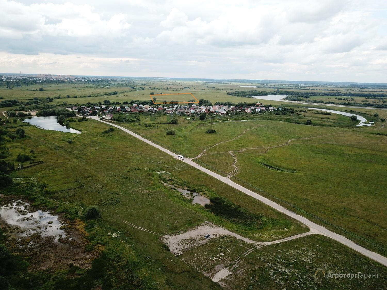 Объявление Земельный участок посёлке Борки г. Рязань в Рязанской области
