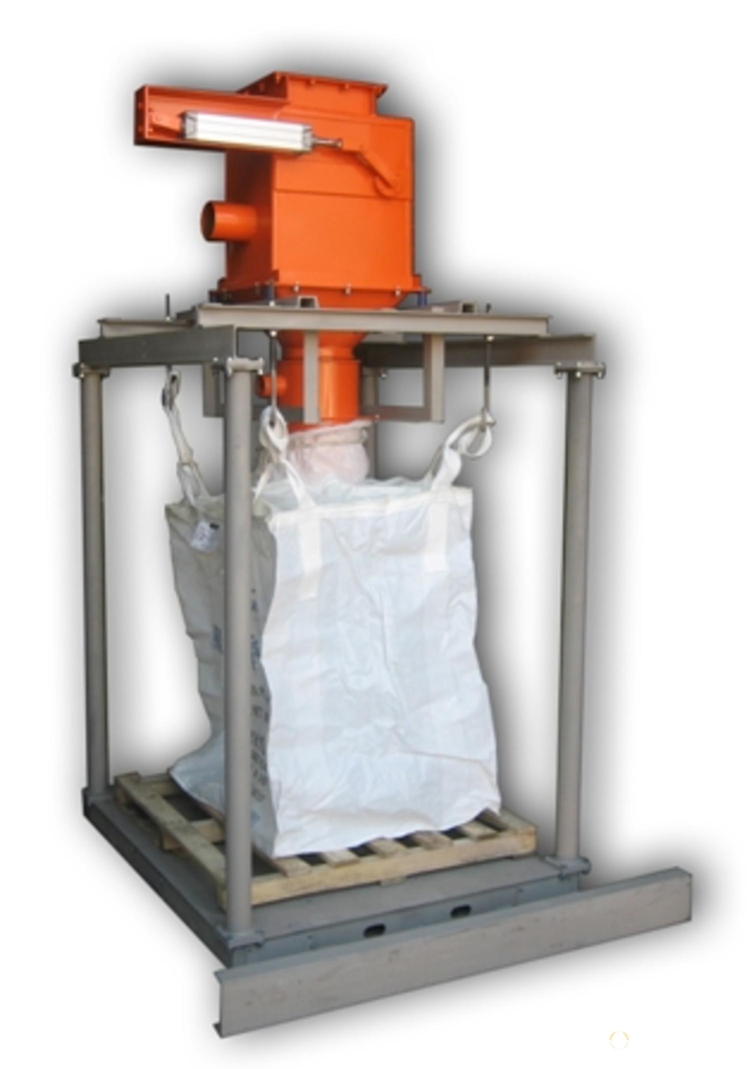 Объявление Дозатор для фасовки сыпучих в мешки «Биг-Бег» (мягкие контейнеры) СВЕДА ДВС-301-1000-1 в Белгородской области