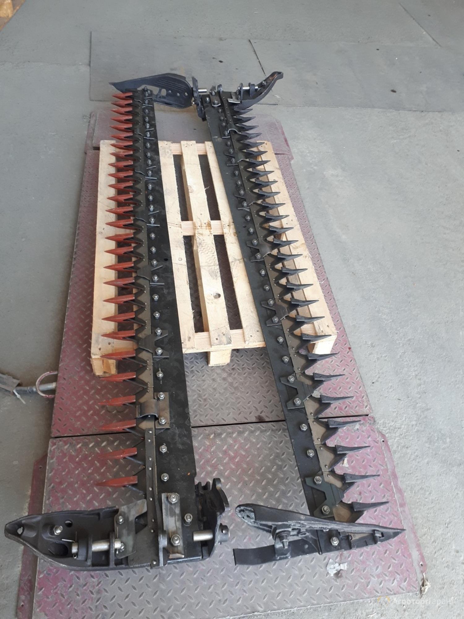 беспальцевый режущий аппарат косилки