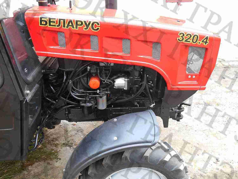 Объявление Трактор Беларус МТЗ 320.4М  (Новый) в Ростовской области
