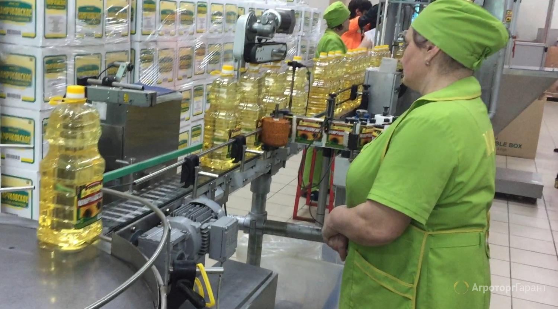Объявление Масло растительное оптом от производителя от 60 тн. в Республике Алтай