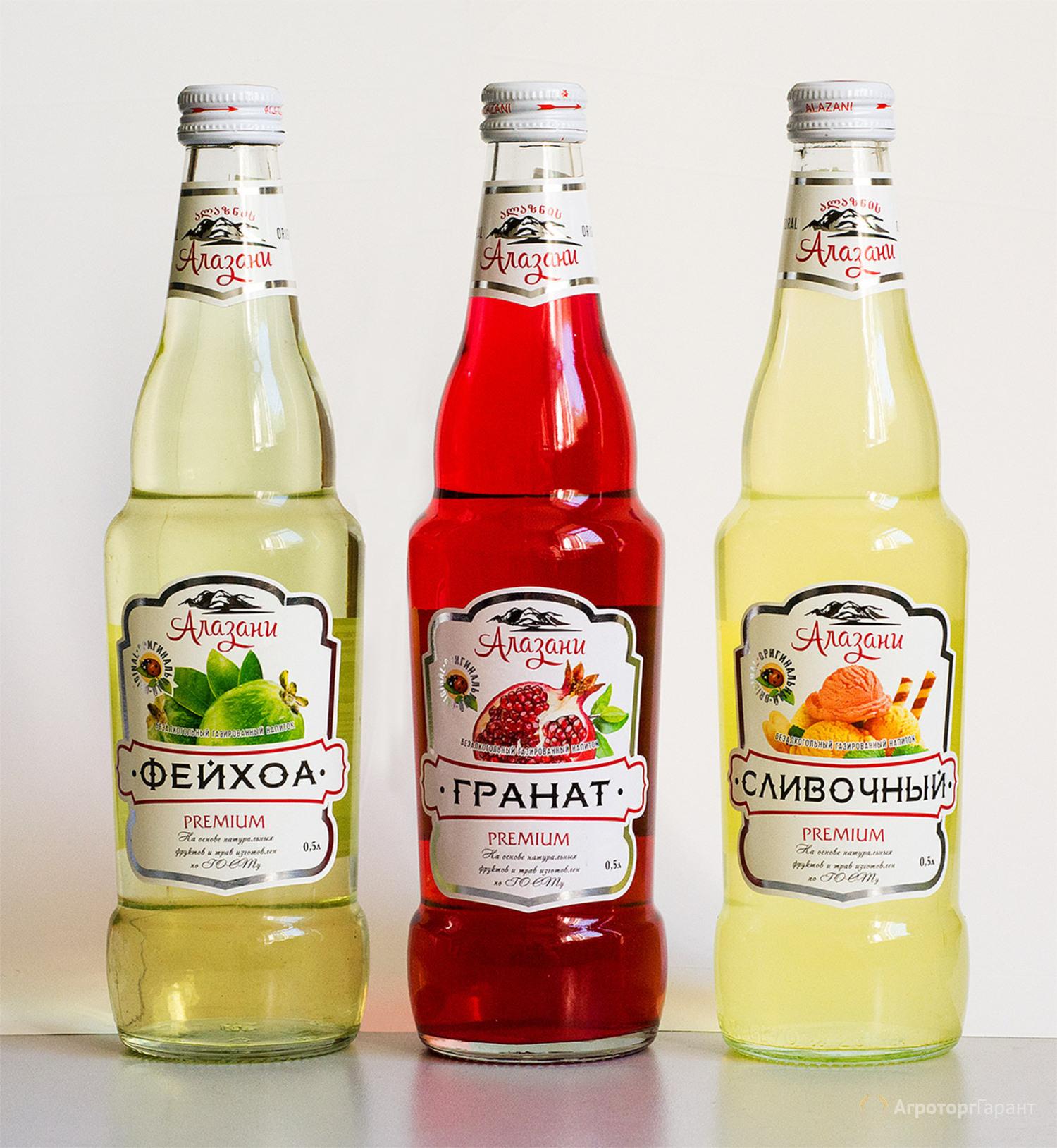 Объявление Безалкогольные газированные напитки в Ненецком автономном округе