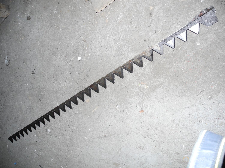 Объявление Нож с литой (стальной) головкой, сегмент Н 066.02, КЗНМ 08.040/4.1 в Алтайском крае