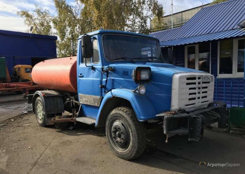 Объявление Поливомоечная машина ЗИЛ мдк - 4333362-03 в Санкт-Петербурге и области