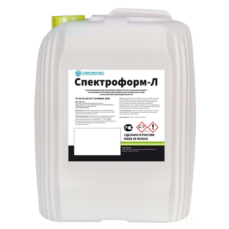 Объявление Спектроформ-Л жидкая кормовая добавка  в Москве и Московской области