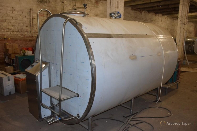 Охладитель молока закрытого типа ОМЗТ