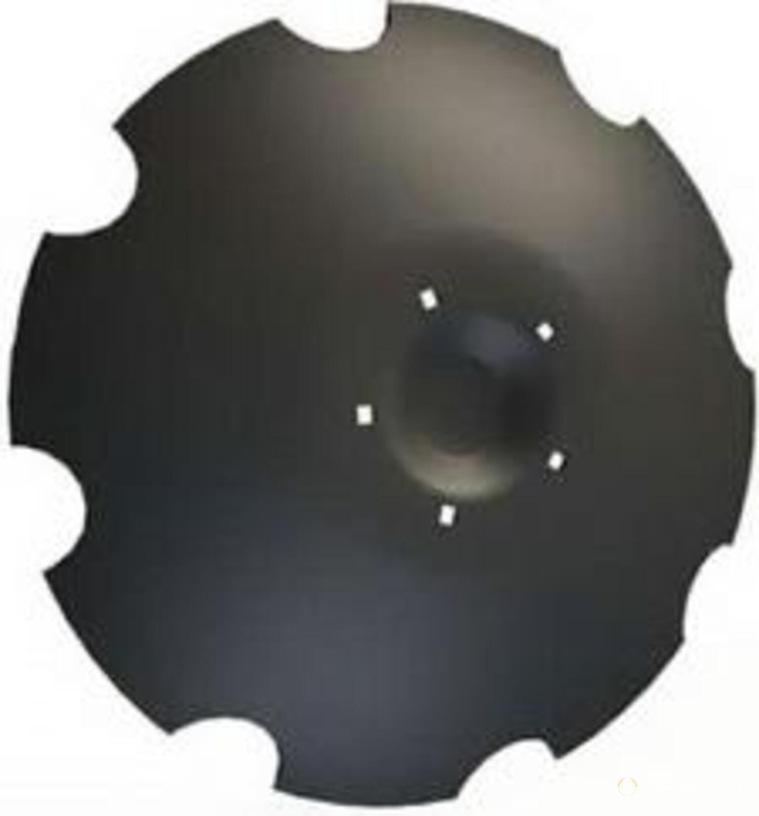 Объявление диск зубчатый Lemken Rubin d620*6 в Нижегородской области