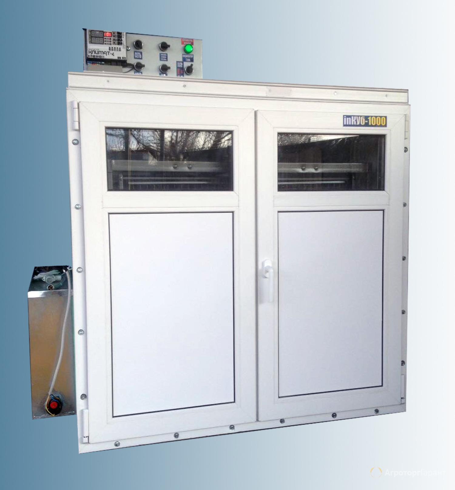 Объявление Автоматический инкубатор для яиц InКУБ-1000 в Ставропольском крае