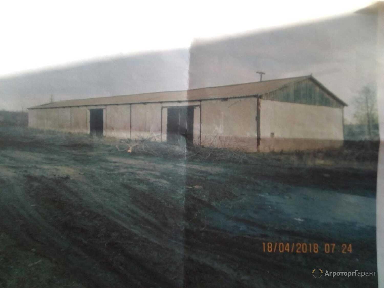 Объявление Продажа земли а также два зернохранилища в Алтайском крае