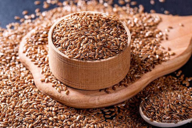 Объявление Срочно продам 11 тонн семена льна в мешках по 50 кг. в Республике Бурятия
