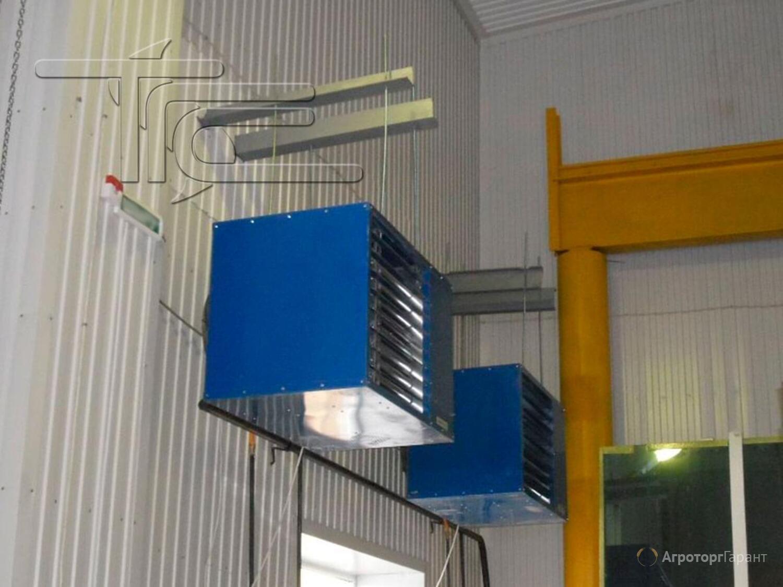 Объявление Агрегат воздушного отопления EUGEN S в Саратовской области