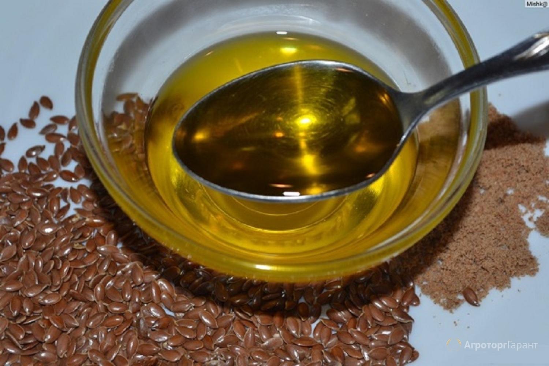 Объявление Льняное масло - производство в Краснодарском крае