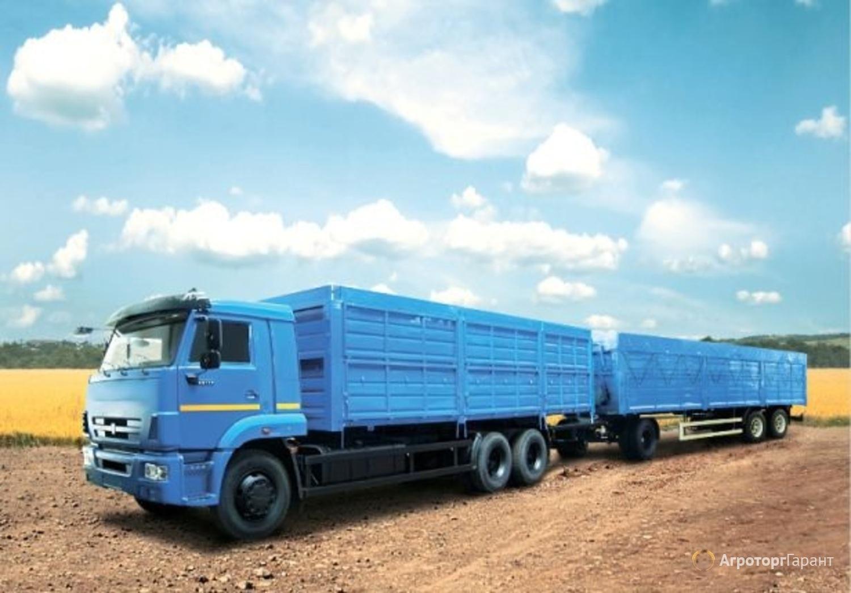 Элеватору требуются зерновозы урал транспортер