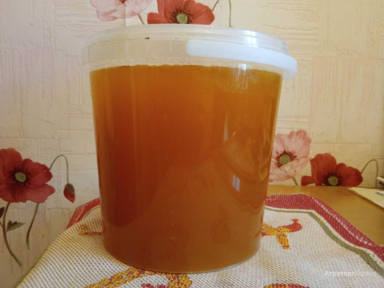 Объявление Продам натуральный мед в Самарской области