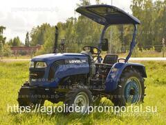 Объявление Мини-трактор Lovol Foton TE-244 реверс в Иркутской области