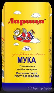 Объявление Мука фасованная 50, 25, 10, 5, 2, 1 кг в Алтайском крае