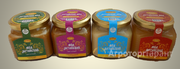 Мед натуральный цветочный Алтайский от производителя оптом по выгодной цене. Экспорт.