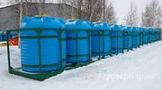 Объявление Ёмкость специальная для перевозки КАС 2х5000 литров в Республике Татарстан