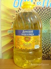 Объявление Рафинированное подсолнечное масло с завода в Ростовской области