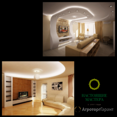Объявление Ремонт квартир в Омске и области под ключ в Омской области