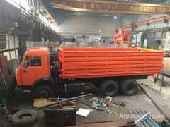 Объявление КАМАЗ 65115 зерновоз в Республике Татарстан