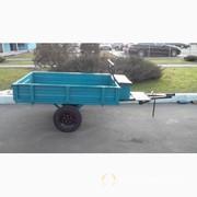 Объявление Телега прицеп с тормозами на минитрактор и мотоблок в Республике Башкортостан