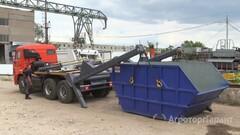 Объявление Вывоз строительного мусора бункером Воронеж в Воронежской области