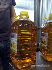 Объявление Масло подсолнечное натуральное. Высший сорт ГОСТ. в Новосибирской области