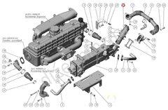 Объявление Продаю EGR(егр)+клапан и датчик на МАЗ Воронеж в Воронежской области