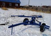 Объявление Грабли-ворошилки прицепные ГВВ-3, 4к в Кемеровской области