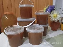 Объявление Мёд со своей пасеки в Новосибирской области