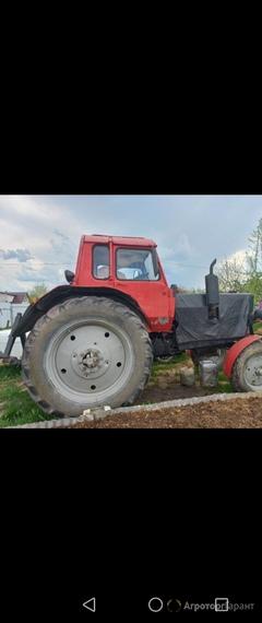 Объявление Трактор МТЗ-80 в Калужской области