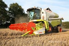 Объявление Услуги уборки урожая в Белгородской области