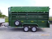 Объявление Прицеп для перевозки КРС в Калининградской области
