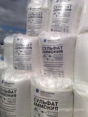 Объявление Сульфат аммония биг-беги, мешки в Нижегородской области