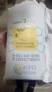 Объявление Комбикорм для КРС, свиной, куриный в Москве и Московской области