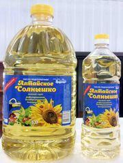 Объявление Масло подсолнечное рафинированное высший сорт в Амурской области