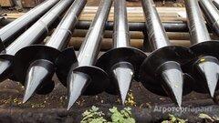 Объявление Организация реализует винтовые промышленные сваи в Пензенской области