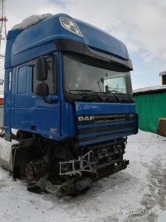 Объявление Разборка DAF XF Euro 6, Разбор Даф 106 от 2015 в Свердловской области