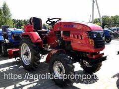 Объявление Мини-трактор Русич Т-18 в Иркутской области