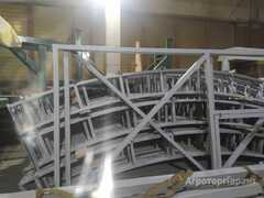Объявление Ангары каркасные арочные собственного производства в Новосибирской области