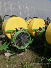 Объявление Опрыскиватель вентиляторный ОНВ-600-90 в Иркутской области